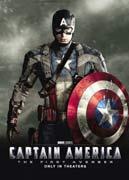 2011最新电影 美国队长