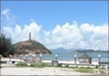 【国庆旅游】惠东巽寮湾碧甲岛沙滩、大星山