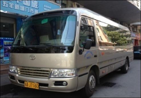 【国庆旅游】广州大粤租车提供旅游包车、企业租车
