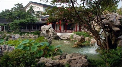 【国庆旅游】苏州四大名园D线游