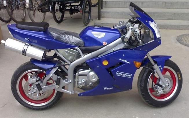 迷你摩托车-58同城 653