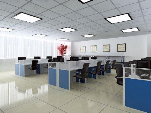 写字楼办公室装修效果图