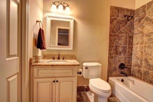 卫生间装修效果图小户型
